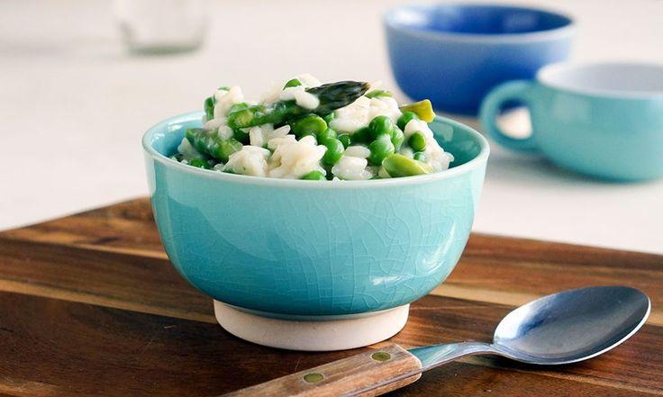 Rask risotto på 20 minutter i mikroen | EXTRA -