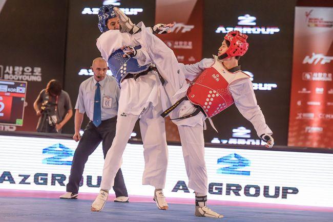 Korea wins five Rio Olympic taekwondo slots
