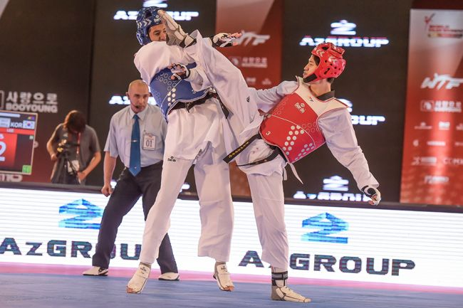 Korea wins five Rio Olympic taekwondo slots