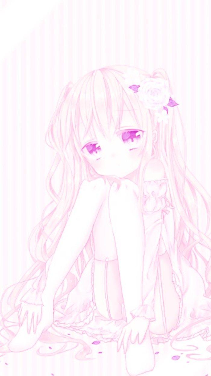 Anime Pink Wallpaper : anime, wallpaper, Wallpaper, Anime