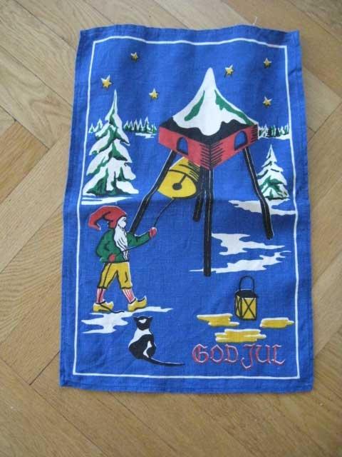 Julduk/tablecloth 50 tal