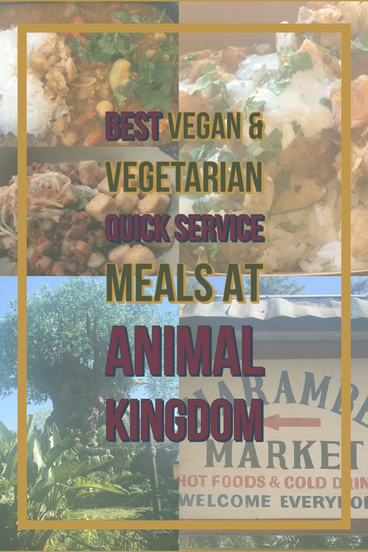 The Best Vegan And Vegetarian Quick Service Meals At