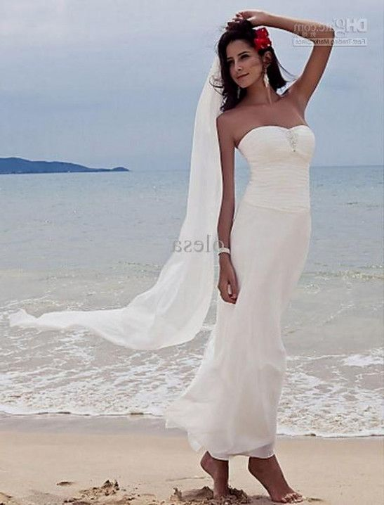 3ac32dc994e1 simple elegant beach wedding dresses naf dresses - Simple Beach Wedding  Attire  SimpleBeach  WeddingAttire