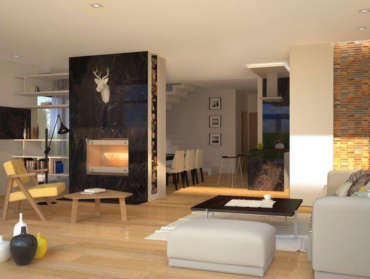 Gotowy projekt domu EX 15 - Archido