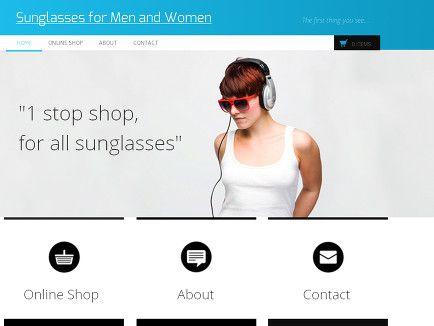 Buy Sunglasses - Sunglasses for men and women all styles and custom lenses. New sunglasses from all popular brands and styles. Buy Sunglasses. http://buysunglasses.moonfruit.com/