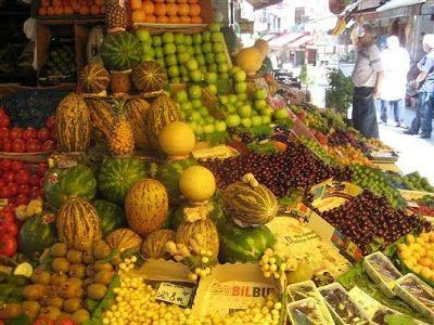 μικρή κουζίνα: Γαστριμαργικό οδοιπορικό στην Κωνσταντινούπολη