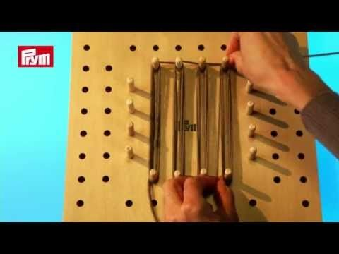 Prym Maxi Knitting Weaving Peg Loom