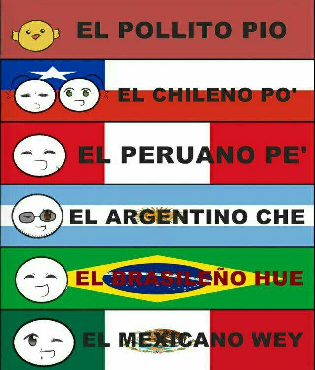 El chileno po' xD
