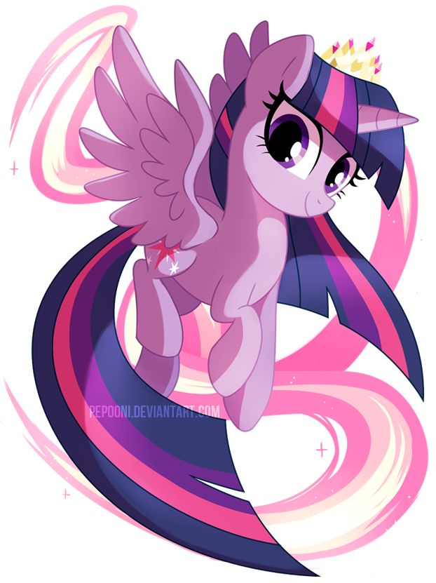 Princess Twilight Sparkle by pepooni.deviantart.com on @deviantART