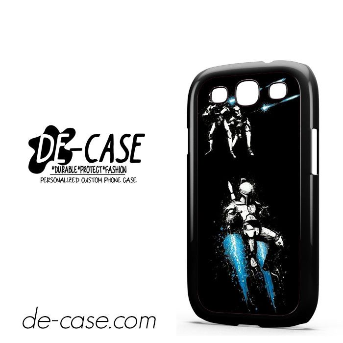Star Wars Art Storm Troopers DEAL-9976 Samsung Phonecase Cover For Samsung Galaxy S3 / S3 Mini