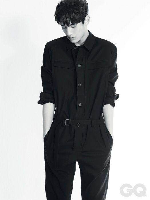 Kim Tae Hwan, model