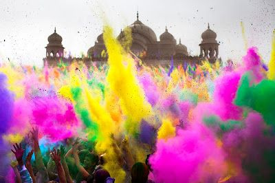 (Beautiful..makes me want to go there and experience it!) Color and variety are synonymous with Indian culture, beliefs, and way of life. A ...