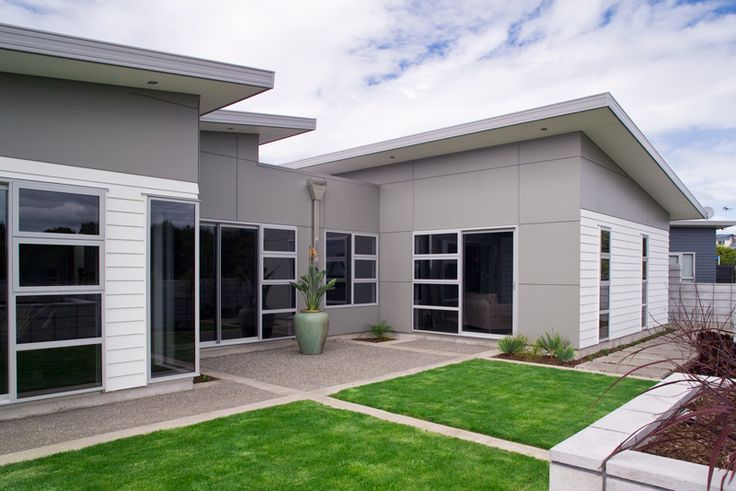 Exterior Colour Hardie Cladding Exterior Cladding Exterior Ideas Black