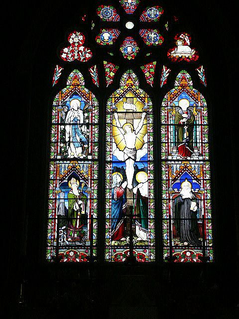 St. Mary's Church (Glass Window) | Flickr - Photo Sharing!