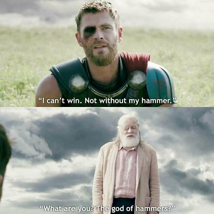 Yesssss, this was like my fav part of the whole movie!  It's too bad Odin didn't a personality like this while he was still alive.