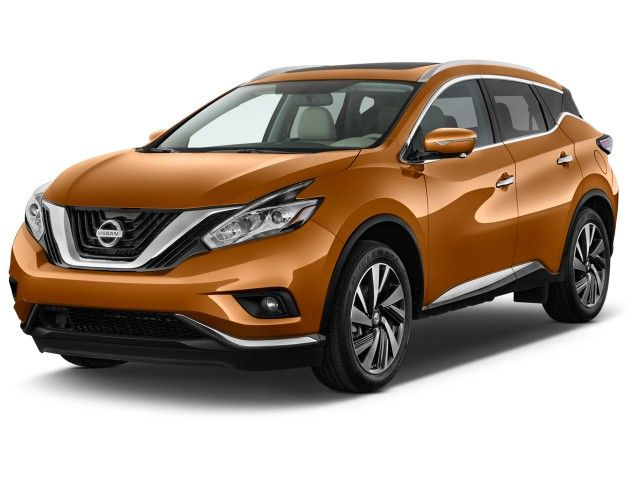 2016 Nissan Murano Review, Ratings, Specs, Prices, and Photos - The Car…