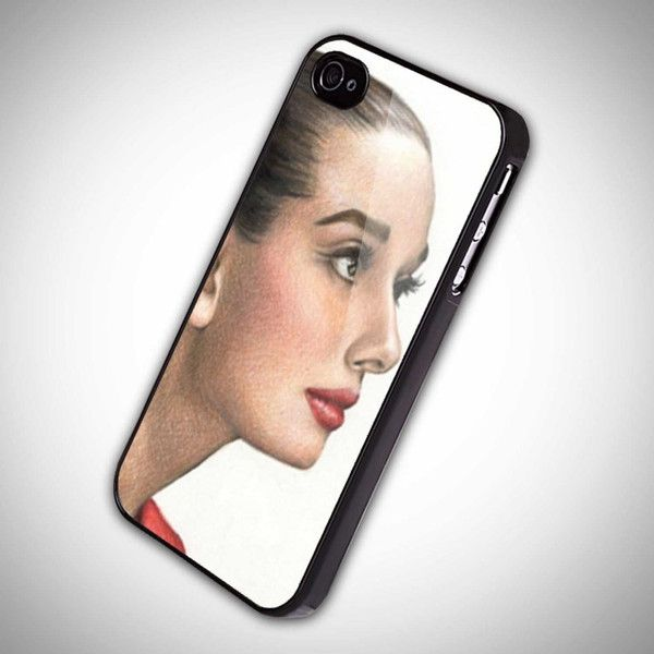 Audrey Hepburn Case iPhone Case And Samsung Galaxy Case Available for iPhone Case iPad Case iPod Case Samsung Galaxy Case Galaxy Note Case HTC Case Blackberry Case,were ready for rubber and hard plastic material, Ready for the new one iPhone 6