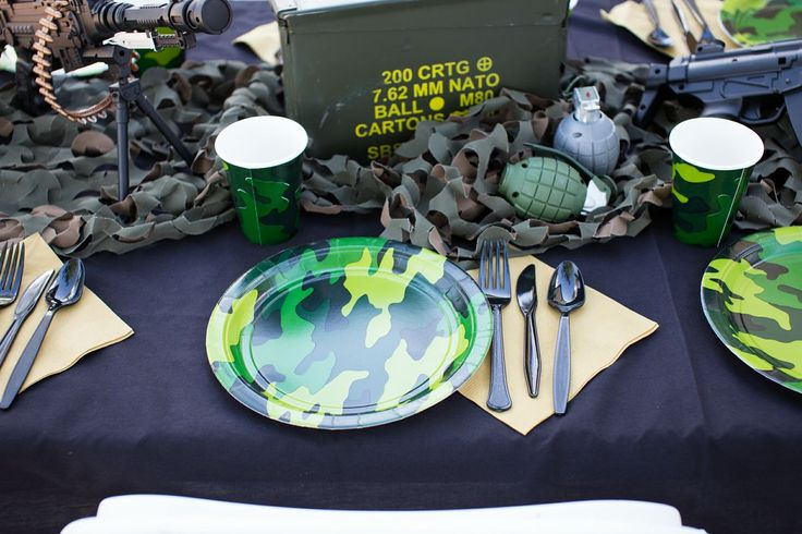 Halo birthday party | Halo Theme Party | More Than A PartyMore Than A Party