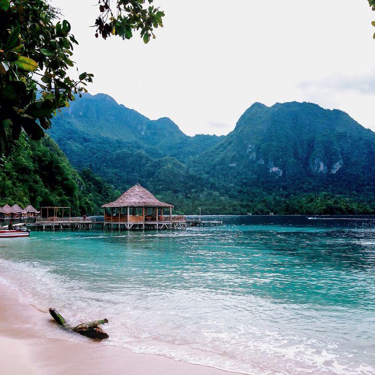 Ora Beach, Ambon, Mollucas - Indonesia