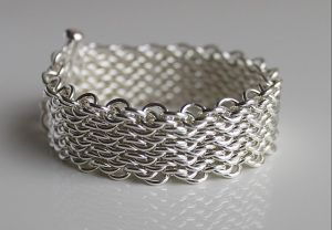 Kenth's wonderful chainmaille work