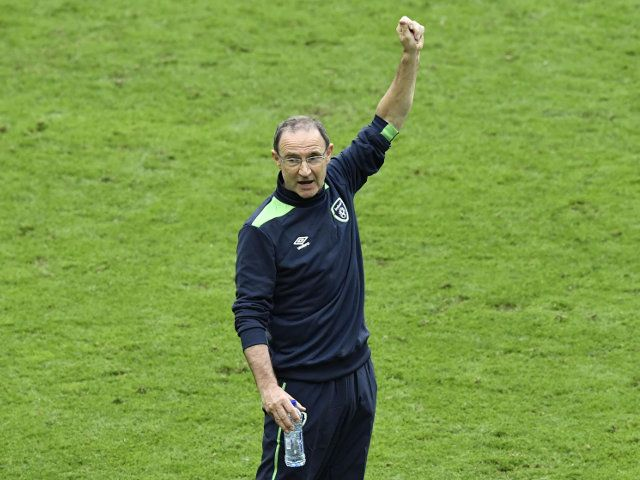 Martin O'Neill: 'Republic of Ireland will throw absolutely everything at Italy'