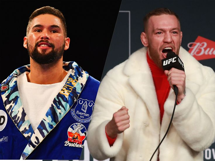 Tony Bellew willing to help Conor McGregor camp for Floyd Mayweather fight if called upon