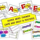This pack includes posters and headers for the CAFÉ and Daily Five literacy framework in your K-2 classroom.  Printables include:  * CAFÉ posters *...