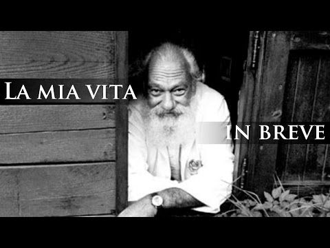 Tiziano Terzani - La vita in breve - YouTube