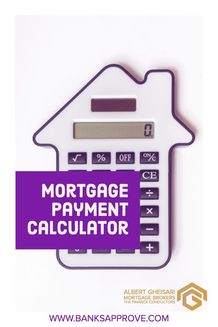 Pin On How To Calculate Morgage