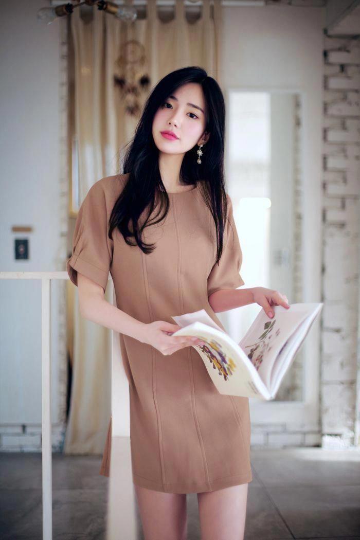 Atemberaubende koreanische Mode #koreanstylefashion