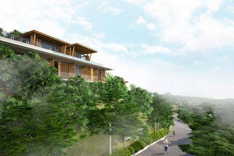 Khu nghỉ dưỡng sinh thái Đài Sơn