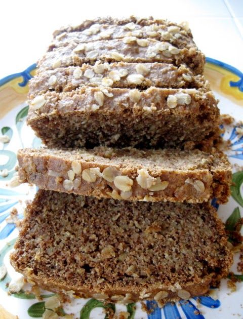Everyone needs a good ol' oatmeal bread recipe. One that is moist and firm but still has lots of crunch goodness as well. One that reminds...