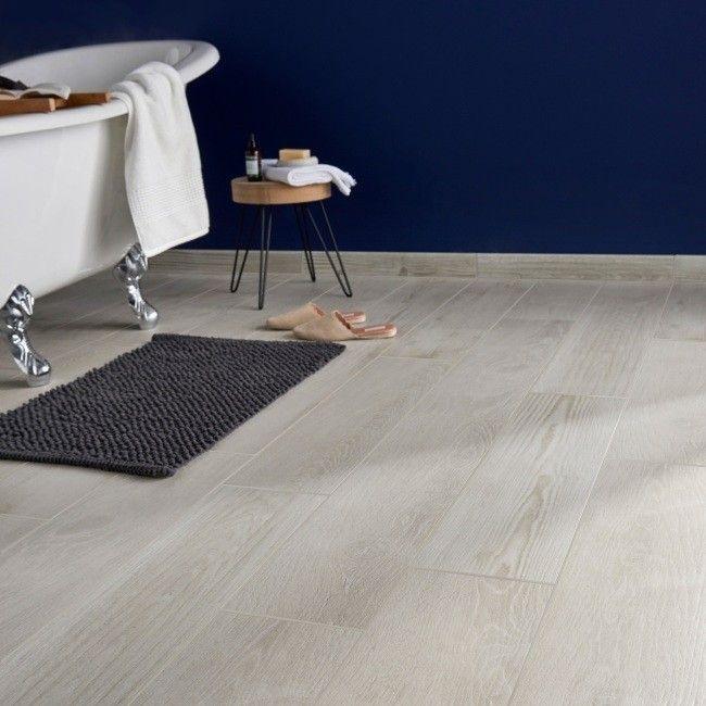 Gres Pine Wood Colours 20 X 80 Cm Bialy 1 28 M2 Gres Wood Colors Porcelain Flooring Pine Wood