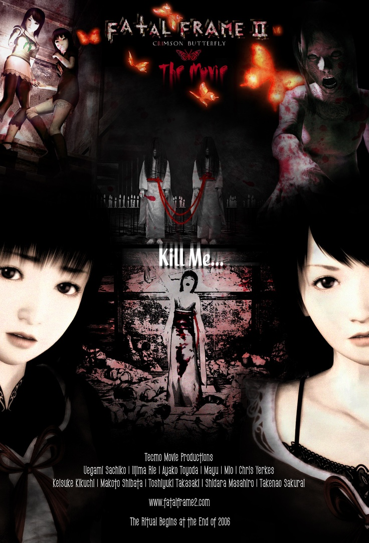 50 best Fatal Frame images on Pinterest | Fatal frame, Videogames ...