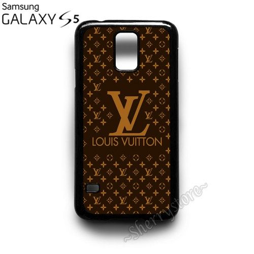 NEW Galaxy S 5 Case Louis Vuitton LV Pattern Samsung Galaxy S5 Case Cover
