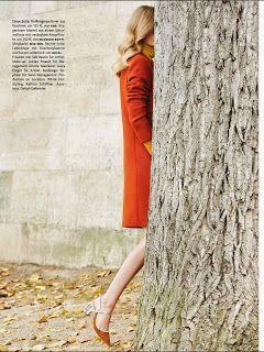 Hard Edge by Julia Noni for Vogue Germany - Miu Miu