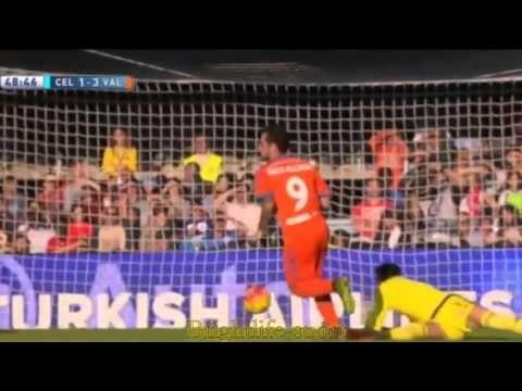 Сельта 1-5 Валенсия, ИСПАНИЯ: Примера - Тур 11, обзор матча