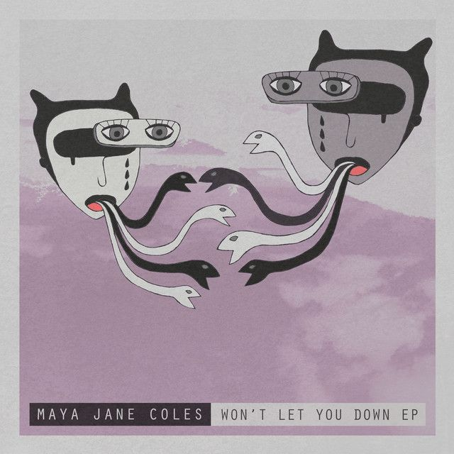 """Cherry Bomb"" by Maya Jane Coles was added to my Likes playlist on Spotify"