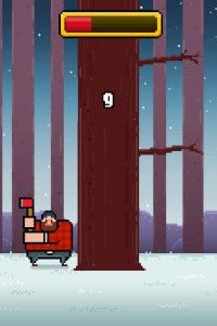 Timberman-game for Android and iOS