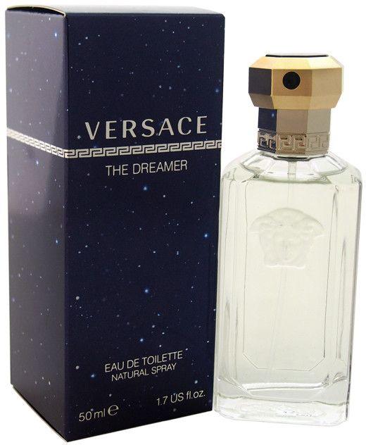 Men Versace Dreamer EDT Spray 1.6 oz