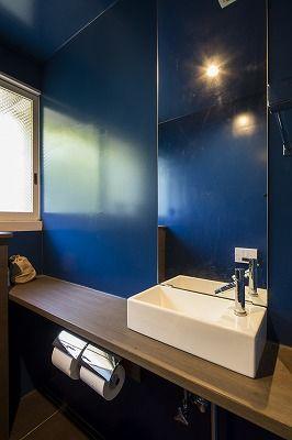 ENJOYWPRKS/エンジョイワークス/paint/ペイント/toilet/トイレ/リノベーション/renovation