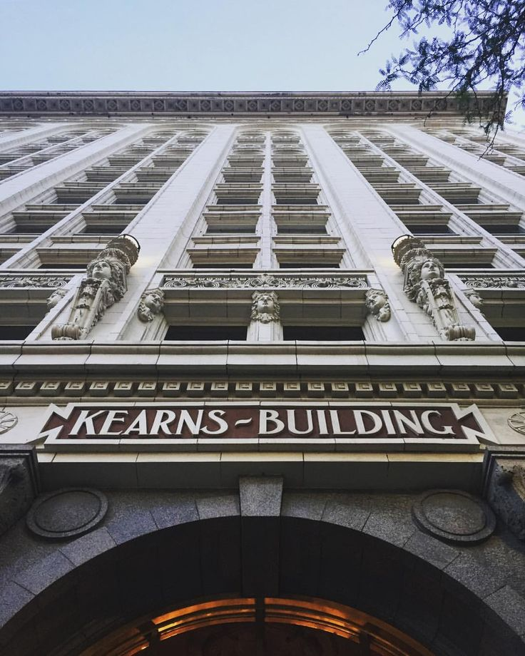 """14 Likes, 2 Comments - jared e wright (@saltcityarchitect) on Instagram: """"I like this guy. The Kearns Building was named after a former U.S. senator from Utah named Thomas…"""""""