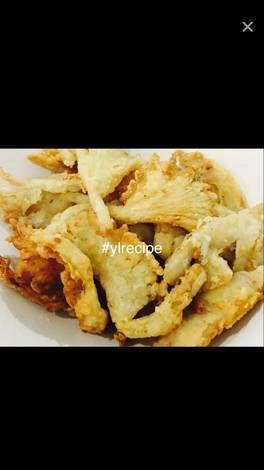 Jamur Tiram Crispy kesukaan Anak