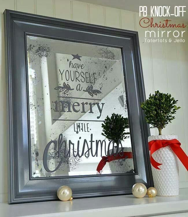 Easy holiday craft