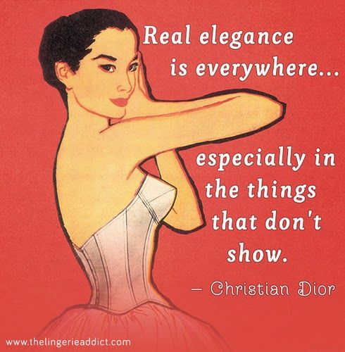 Imperatriz Sissi: Christian Dior dixit: os pequenos nadas.