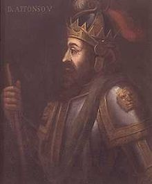Afonso V (1432 - 1481). Son of Duarte I and Eleanor of Aragon. He married twice and had children.