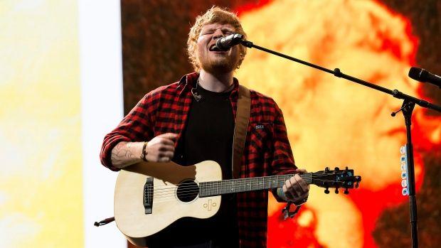 U.K. music charts changing rules to counter Ed Sheeran effect: #edsheeran