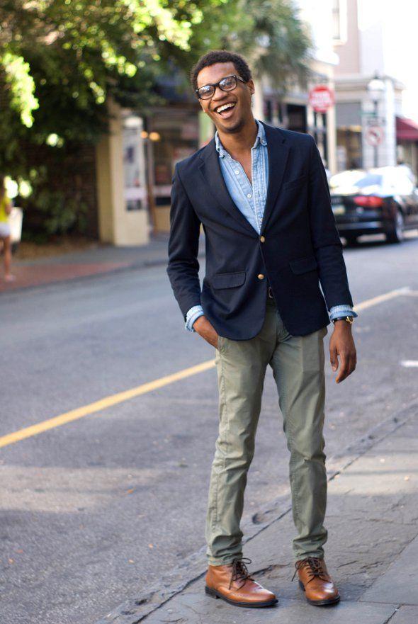 Mens Street Style Fashion Photography Charleston South Carolina King Street at Urban Outfitter