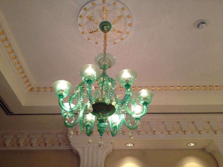 Never have I seen such wealth and grandeur as what I recently saw at The Empire Hotel in Brunei