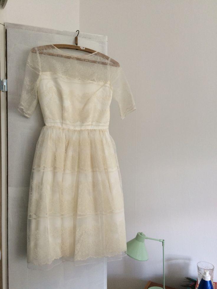 Wedding dress vintage